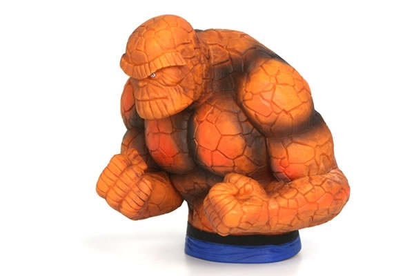 The Thing Bust Bank