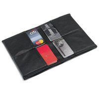 The Thinnest 20 Card Leather Wallet