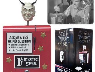 The Twilight Zone Mystic Seer Replica