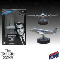 The Twilight Zone Nightmare at 20,000 Feet Diorama