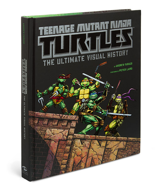 The Ultimate Historical guide to the Ninja Turtles