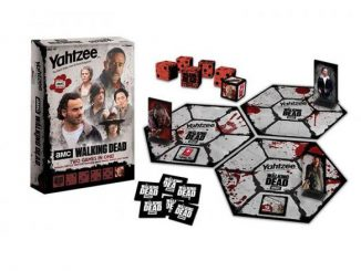 The Walking Dead TV Show Battle Yahtzee