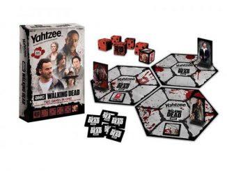 The Walking Dead TV Show Battle Yahtzee