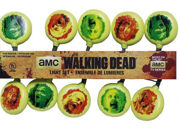 The Walking Dead Christmas Lights