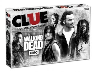 The Walking Dead Clue