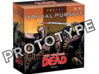 The Walking Dead Comic Trivial Pursuit