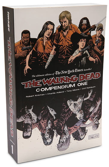 The walking dead compendium 1 pictures to pin on pinterest