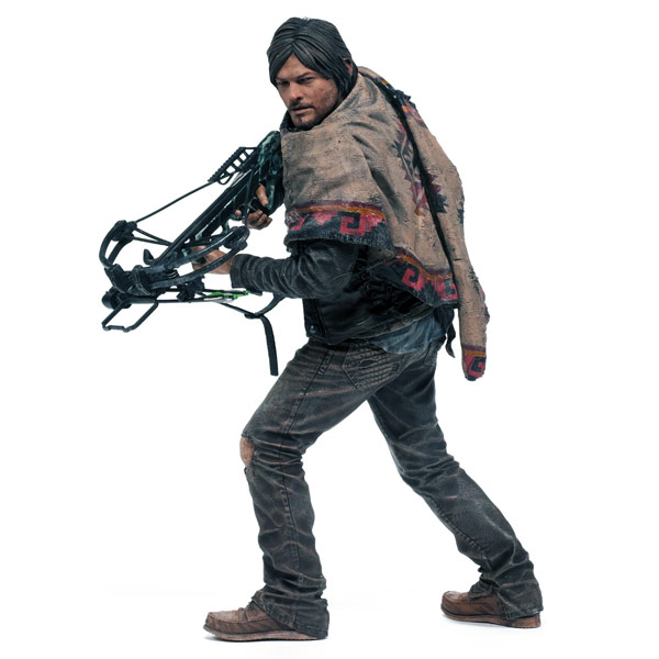 The Walking Dead Daryl Dixon Deluxe Action Figure