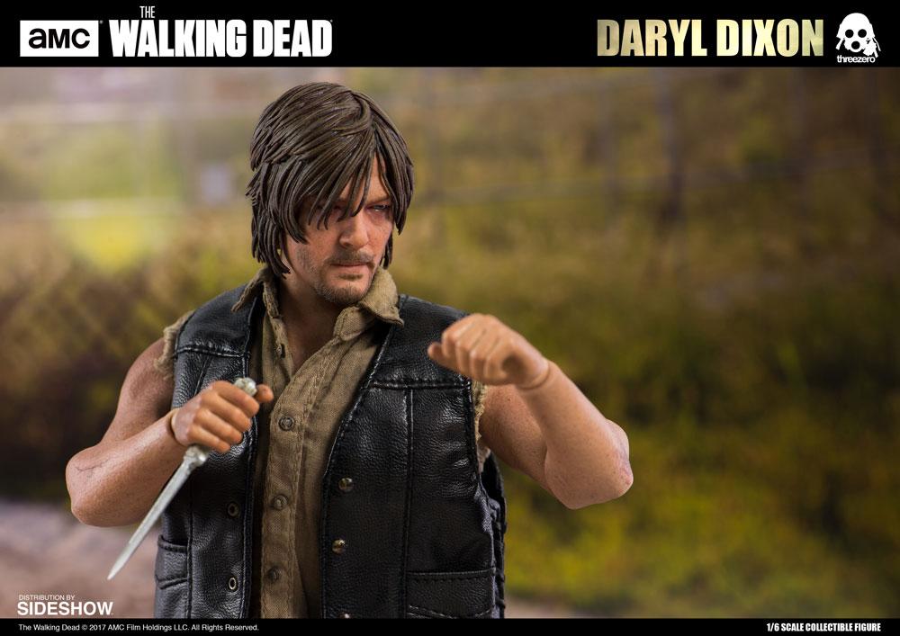 the walking dead daryl dixon sixthscale figure