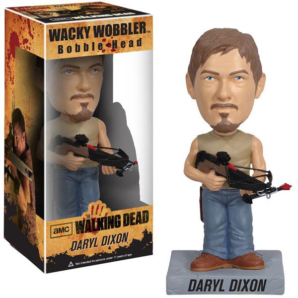 The Walking Dead Daryl Dixon Wacky Wobbler