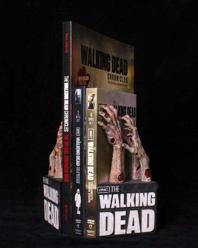 The Walking Dead Logo Bookend