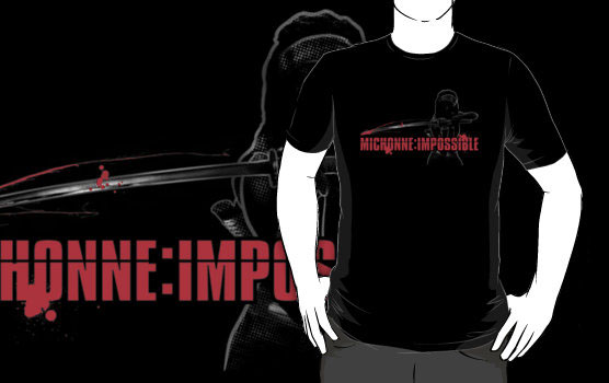 The Walking Dead Michonne Impossible T-Shirt