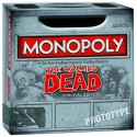 The Walking Dead Monopoly Game