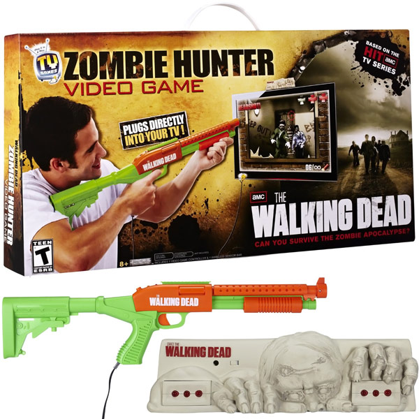 The-Walking-Dead-Plug-and-Play-Video-Game