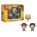 The Walking Dead Pocket Pop Mini Vinyl Figure 3-Pack Tin