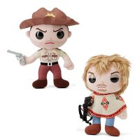 The Walking Dead SD Plush Toys