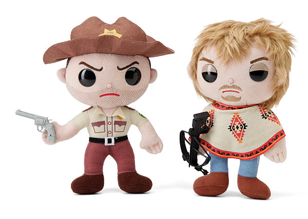 The Walking Dead SD Plush