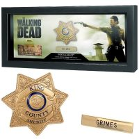 The Walking Dead Sheriff Grimes Badge