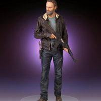 The Walking Dead Statue Rick Grimes