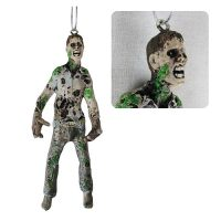 The Walking Dead Walker Resin Figural Ornament