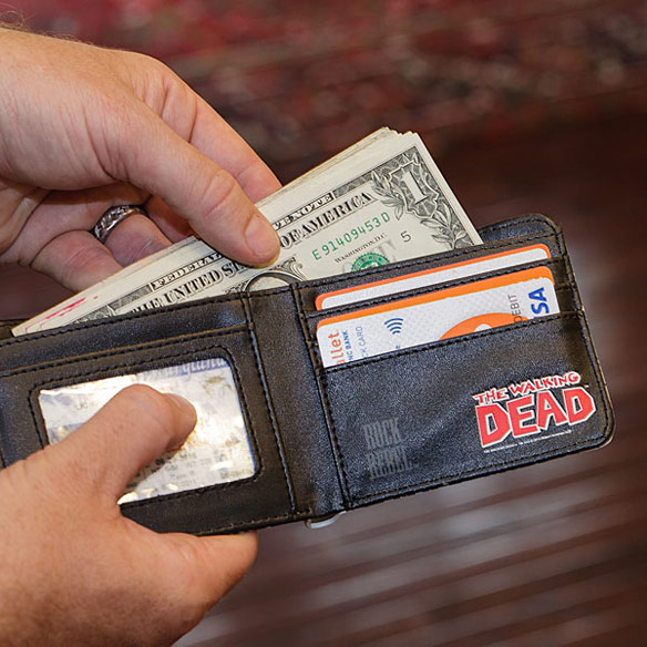 The Walking Dead Wallet
