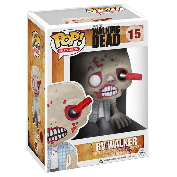 The Walking Dead Zombie Figure
