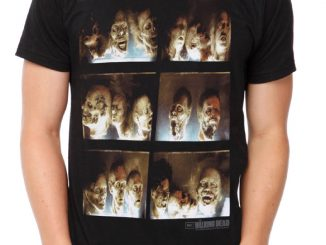 The Walking Dead Zombie Heads TShirt