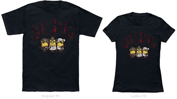 The Walking Mini Dead Shirt