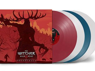 The Witcher 3 Original Game Soundtrack Deluxe 4LP Set - Exclusive