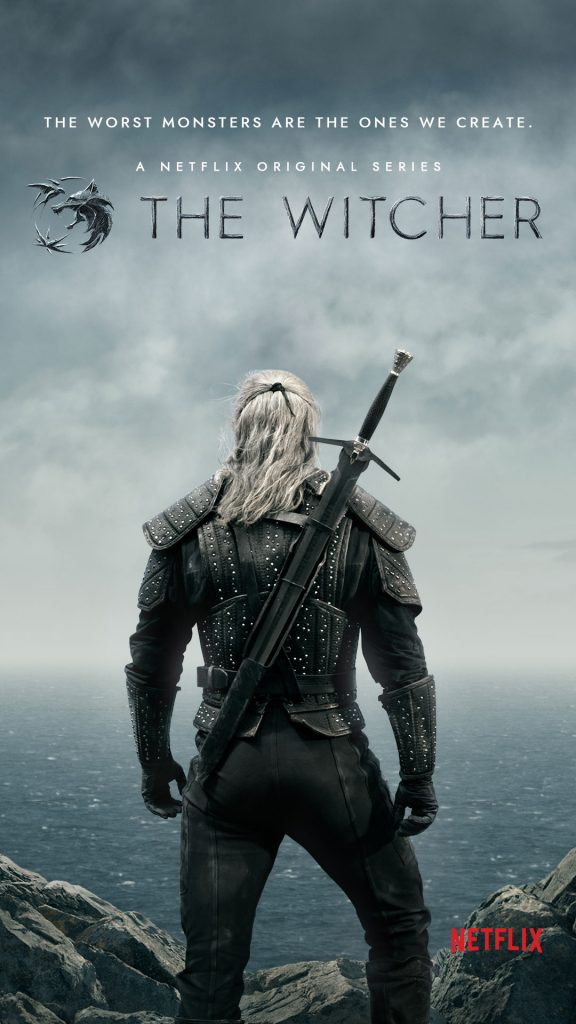 The Witcher Netflix Teaser Poster