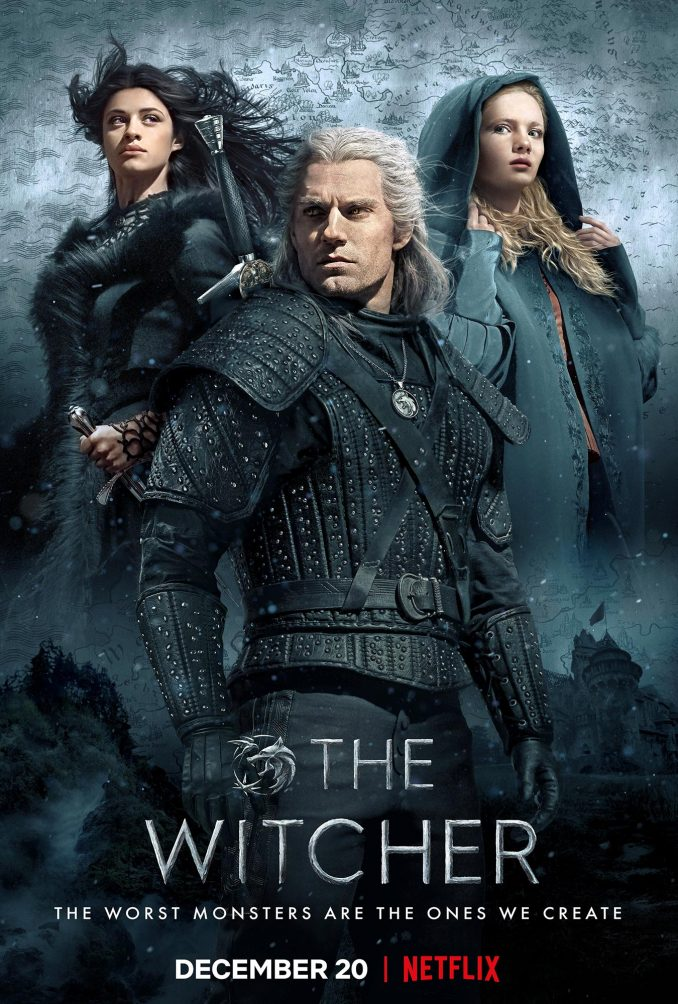 The Witcher Promo Poster