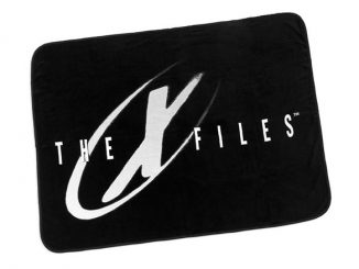 The X-Files Fleece Throw Blanket