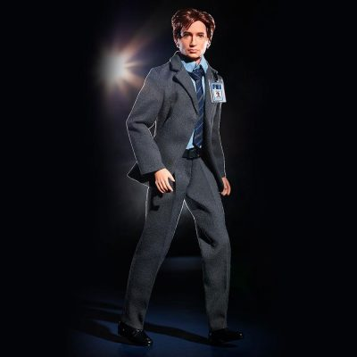 The X-Files Mulder Barbie