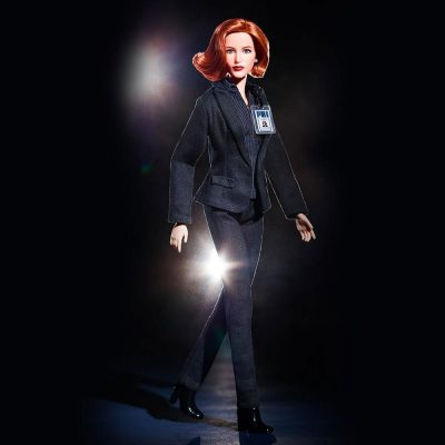 The X-Files Scully Barbie