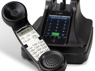 The iPhone Cordless Handset