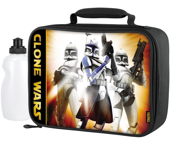 Thermos Star Wars Clone Wars Lunch Box
