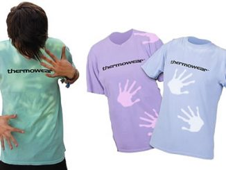 Thermowear Heat Sensitive T-Shirt