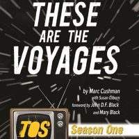 These are the Voyages Star Trek TOS Season One Book