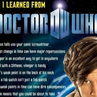Things I Learn From Doctor Who - Poster