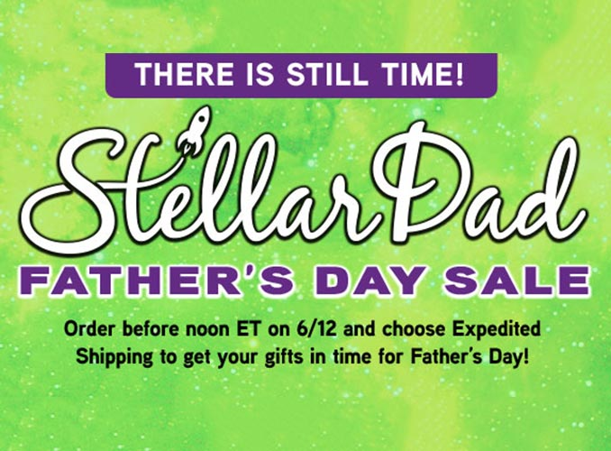 ThinkGeek Father's Day Sale