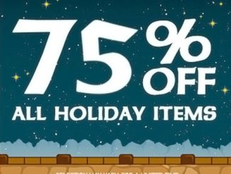 ThinkGeek Christmas Sale 2018