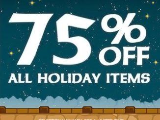 ThinkGeek Christmas Sale 2018