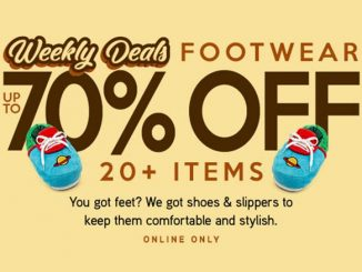 ThinkGeek Footwear Deals