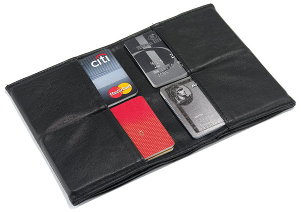 Thinnest 20 Card Wallet