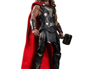 Thor Asgardian Light Armor Sixth-Scale Figure