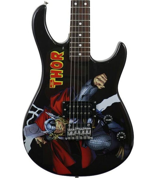 Thor Electric Guitar