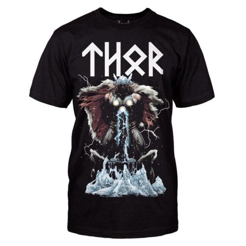 Thor Frozen Hammer TShirt