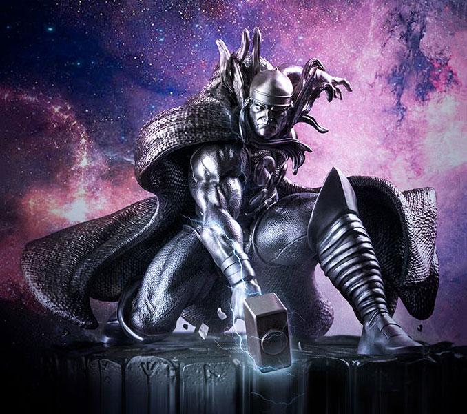 Thor God of Thunder Pewter Figurine