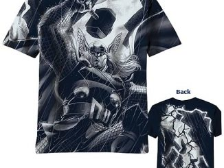 Thor God of Thunder Storm T-Shirt