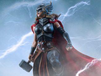 Thor Jane Foster Premium Art Print